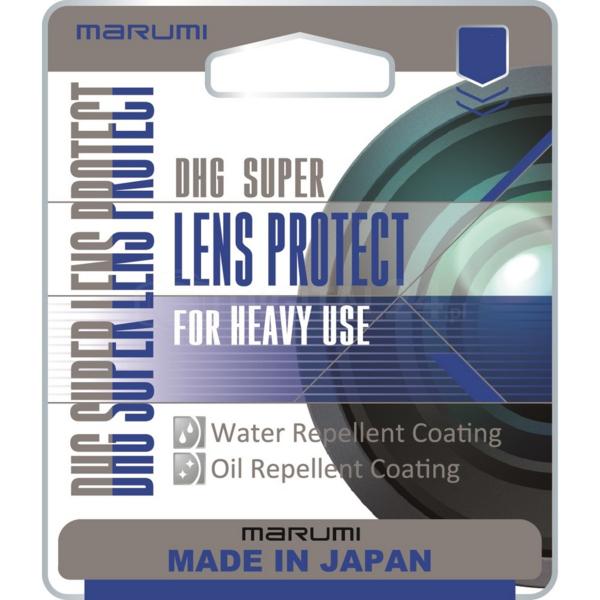 Filtr Marumi ochronny wzmocniony DHG 55 mm