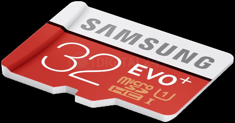 Karta pamięci Samsung microSDHC Class 10 32GB Evo+ + adapter