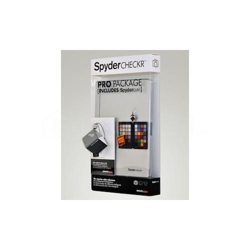 Datacolor SpyderCheckr Pro - 2 w 1 Spyder CUBE + Spyder CHECKR