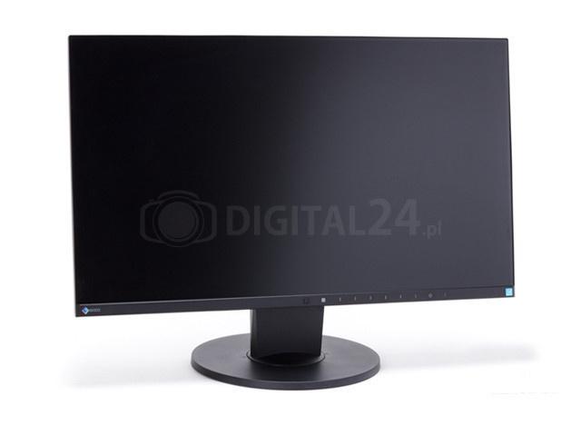 "EIZO Monitor LCD 24,1"" EV2450-BK, Wide (16:9), IPS, LED, FlexibleStand, czarny."
