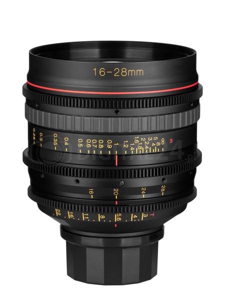 Obiektyw Tokina Cinema 16-28 mm  T3 Cine mocowanie PL