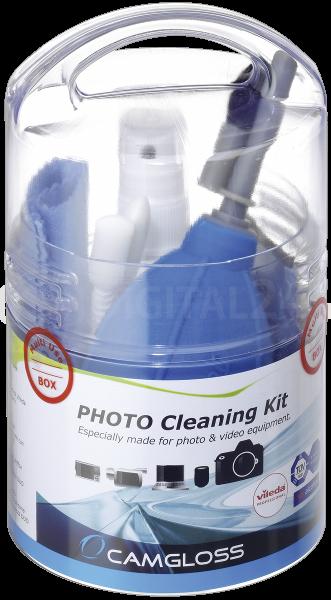Camgloss zestaw do czyszczenia optyki Photo Kit