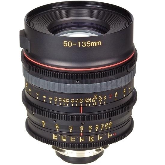 Obiektyw Tokina Cinema 50-135 mm T3 Cine mocowanie EF