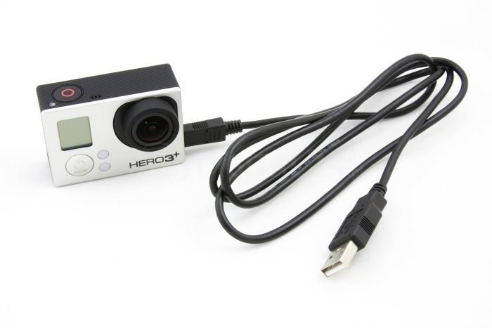 Kabel USB do komputera do GoPro Hero 3 3+
