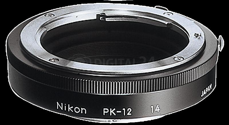 Nikon PK-12 pierścień pośredni 14 mm