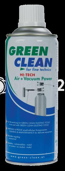 Green Clean Hi Tech sprężone powietrze 400ml