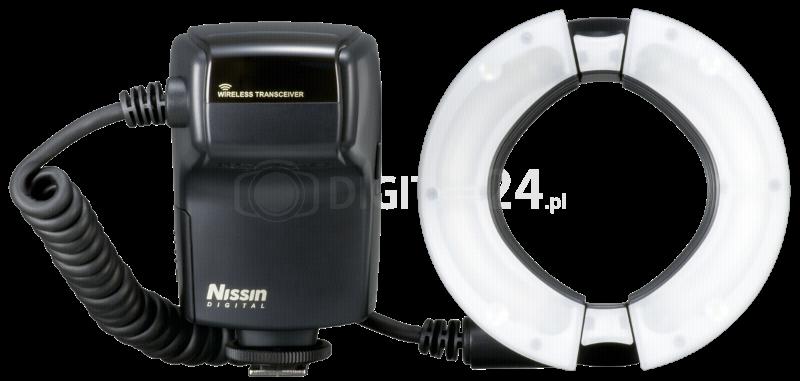 Lampa błyskowa Nissin MF 18 Nikon