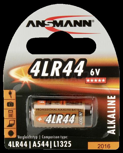 Bateria Ansmann 4LR44