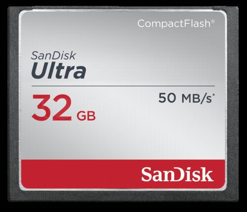 Karta pamięci SanDisk Ultra CF 32GB 50MB/s