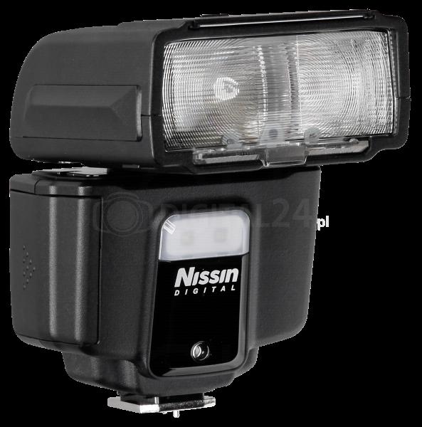 Lampa błyskowa Nissin i40 Nikon