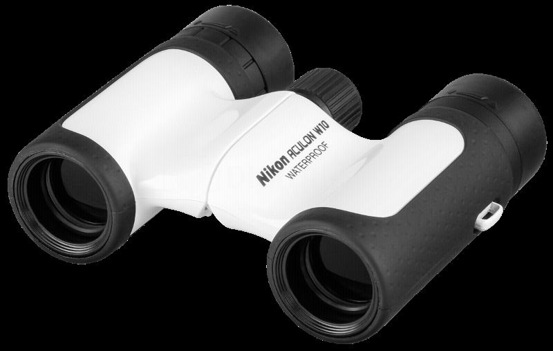 Lornetka Nikon Aculon W10 10x21 biała
