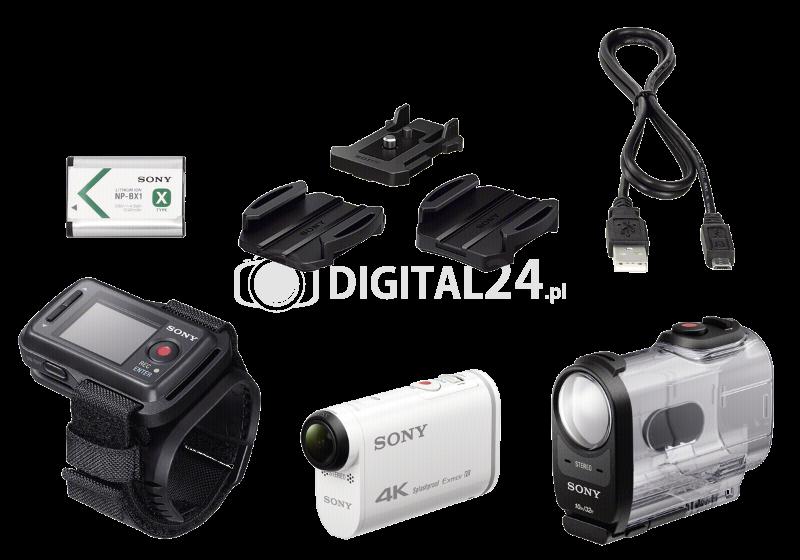 Kamera Sony FDR-X1000VR