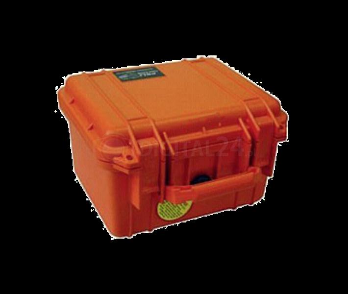 Walizka Peli Protector 1300 pomarańczowa z wkładką piankową