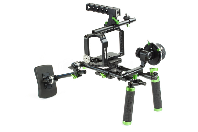 LanParte - Mirrorless Camera Basic Kit MCK-02 do bezlusterkowców