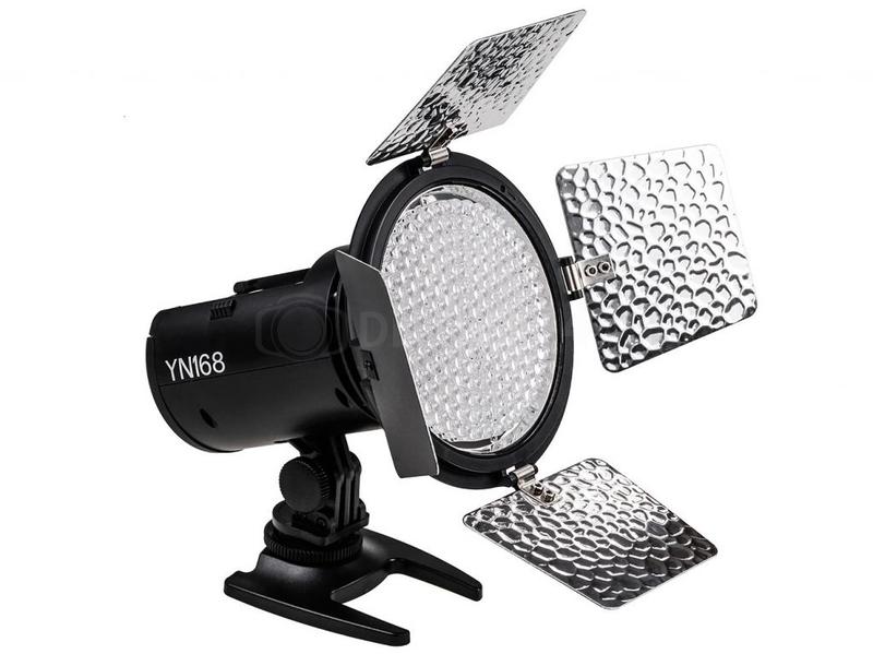 Lampa diodowa Yongnuo LED 168 (panel)