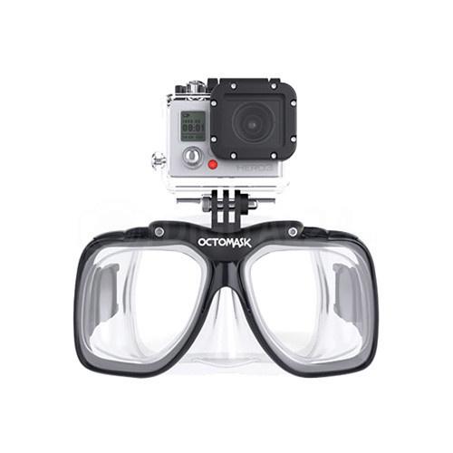 Maska do nurkowania Octomask Standard Clear 102