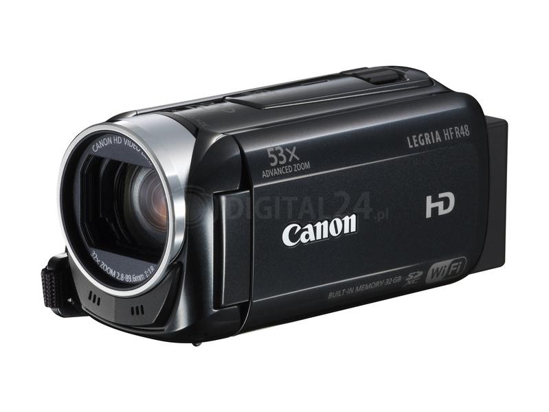 Używana Kamera cyfrowa Canon HF R48