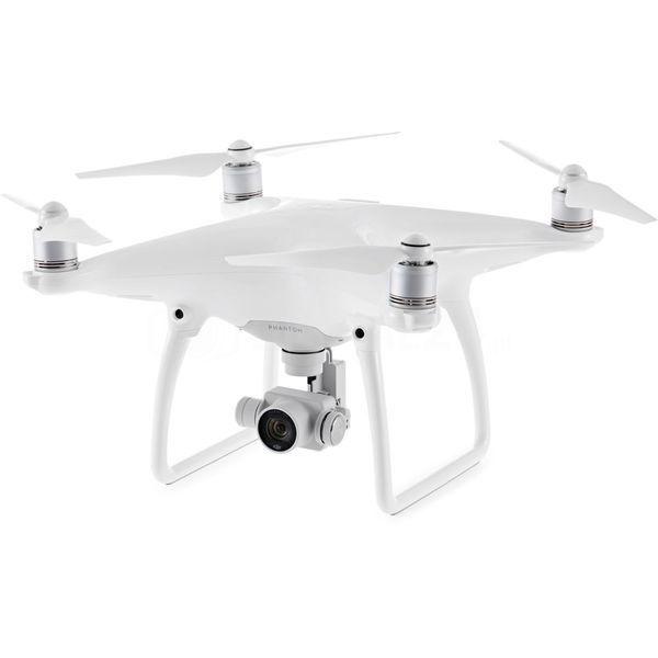 Dron DJI Phantom 4 + kurs z obsługi za 1 zł