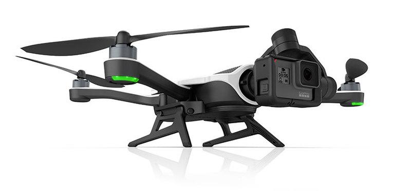 Dron GoPro Karma + kamera GoPro Hero5 black