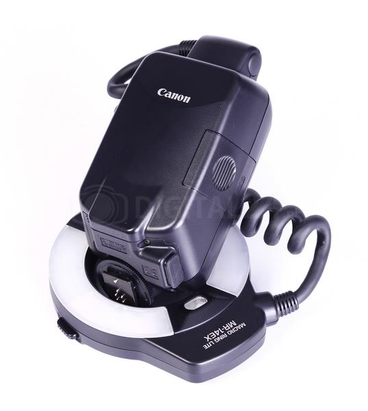 Używana Lampa Canon MR-14EX (012645)