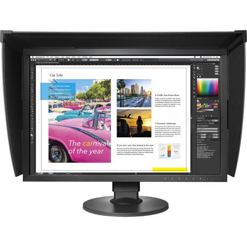"Monitor EIZO ColorEdge LCD 24,1"" CG2420-BK czarny"