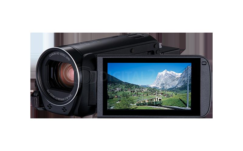 Kamera cyfrowa Canon Legria HF R806 czarna