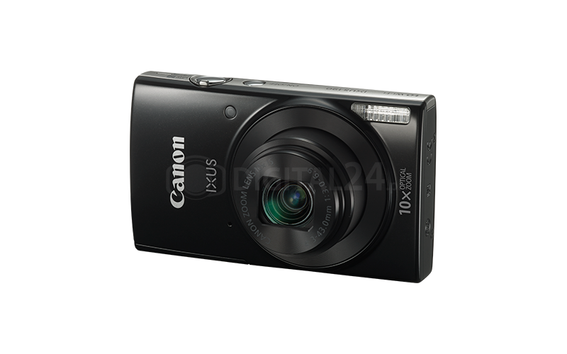Aparat cyfrowy Canon IXUS 190 czarny