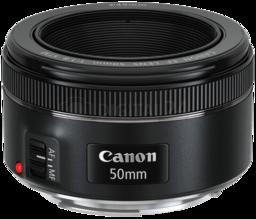Obiektyw Canon EF 50 mm f/1.8 STM