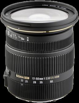 Obiektyw Sigma 17-50 mm f/2.8 EX DC OS Canon + filtr Sigma UV GRATIS