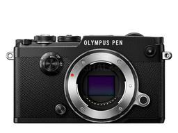 Aparat cyfrowy Olympus PEN-F body czarny