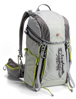 Plecak Manfrotto MB OR-BP-30GY HIKER 30L Off Road popielaty