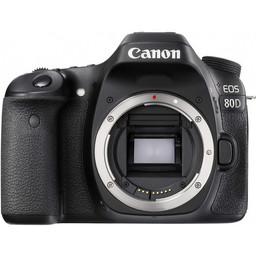 Lustrzanka cyfrowa Canon EOS 80D body - voucher 200zł do sieci 4F