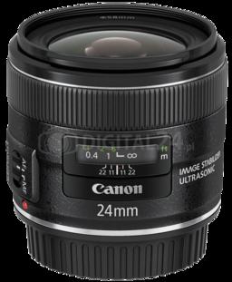 Obiektyw Canon EF 24 mm f/2.8 IS USM