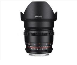 Obiektyw Samyang 16 mm T2,2 II VDSLR Sony E