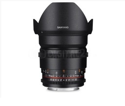 Obiektyw Samyang 16 mm T2,2 II VDSLR Nikon