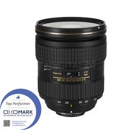 Zestaw Tokina AT-X 24-70 mm f/2.8 PRO FX Nikon + Hoya UV Fusion Antistatic 82 mm