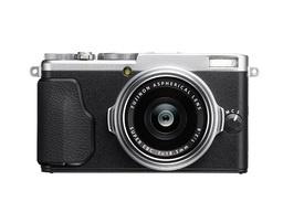 Aparat cyfrowy FujiFilm X70 srebrny + BLC-X70 + LH-X70 + VF-X21