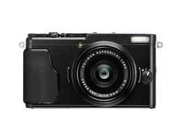 Aparat cyfrowy FujiFilm X70 czarny + BLC-X70 + LH-X70 + VF-X21