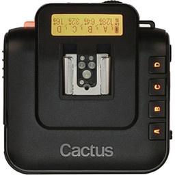Cactus V6 -  Bezprzewodowy wyzwalacz lamp błyskowych