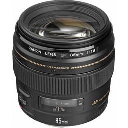 Obiektyw Canon EF 85 mm f/1.8 USM / Cashback 215zł