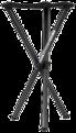 Taboret Walkstool Basic 60