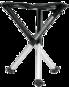 Taboret Walkstool Comfort 45 L