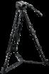 Statyw Manfrotto 546GBK + gł. wideo 504HD + torba 504HD,546GBK