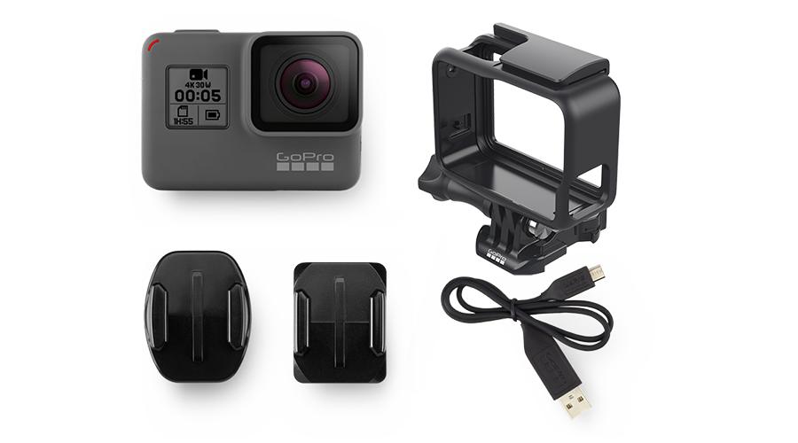 GoPro Hero5 akcesoria